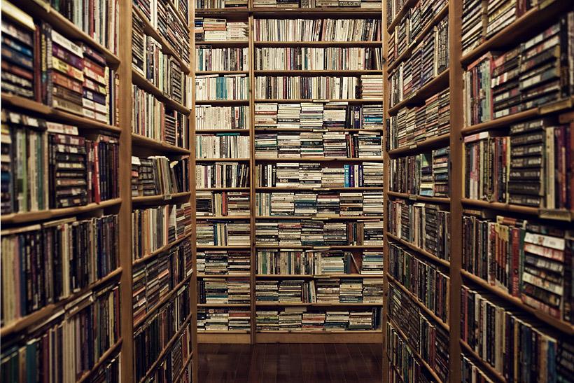 Illiad Bookstore in Los Angeles by Zach Schrock