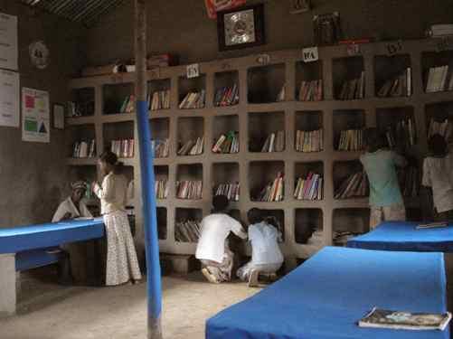 Biblioteca de Awra Amba