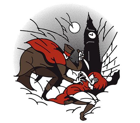 Ilustración: Hernán Gallo