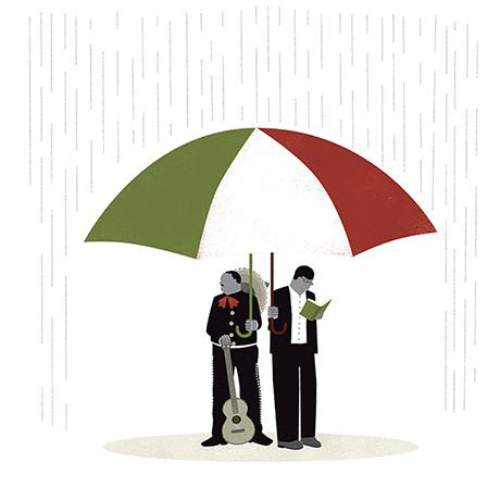 Ilustración: Martín Elfman