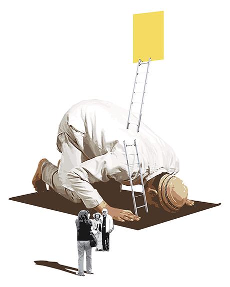 Ilustración: Luis Pombo