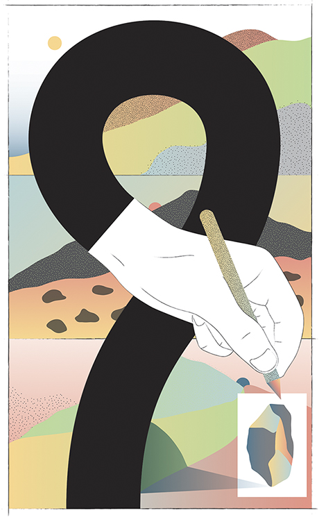 Ilustración: André da Loba