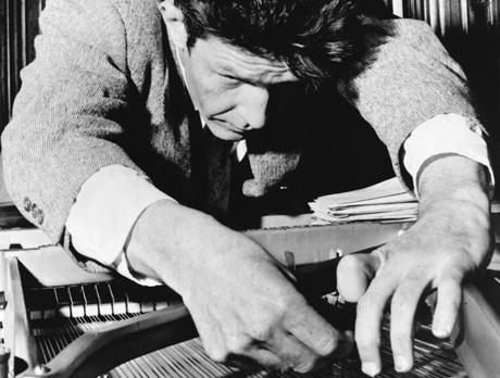 Fotografía: John Cage Unbound