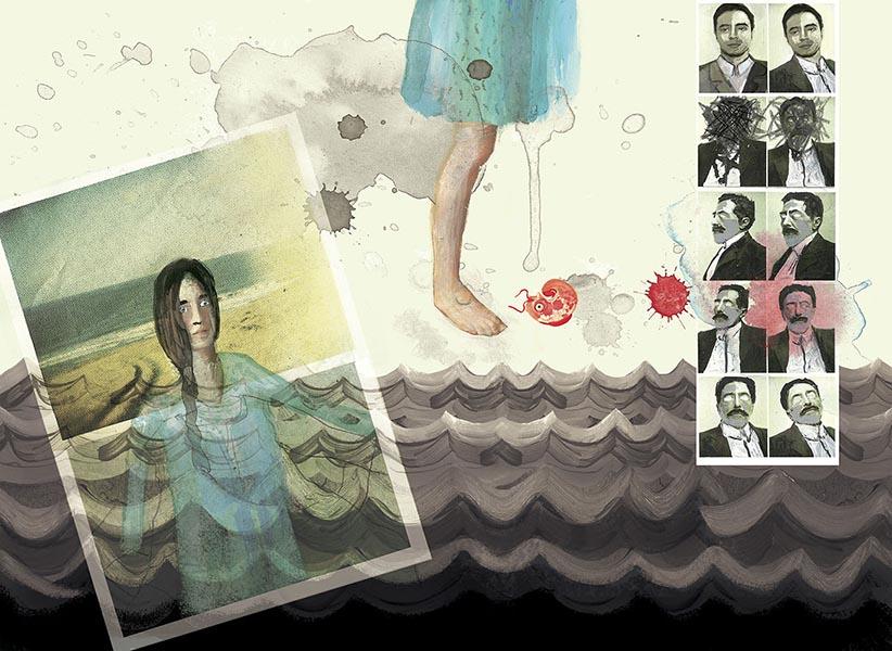 Ilustración: Nora Millán