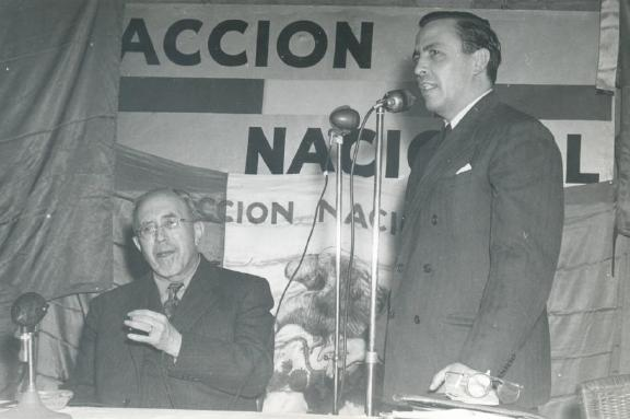 Manuel Gómez Morin-Luis Cabrera. Convención de 1946
