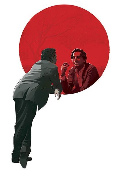 Ilustración: Oliver Flores