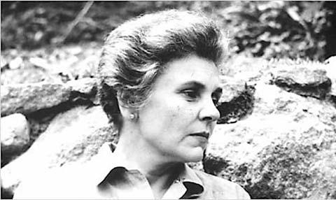 Elizabeth Bishop (1911-1979).