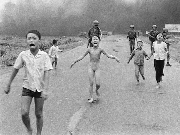 Foto: Nick Ut. Tomada el 8 de junio de 1972