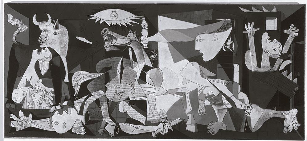 Guernica, 1937.