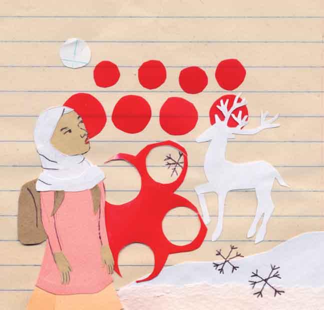 Ilustración: Tamara Villoslada