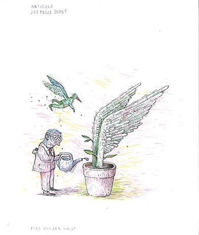 Ilustración: Cees van der Hulst