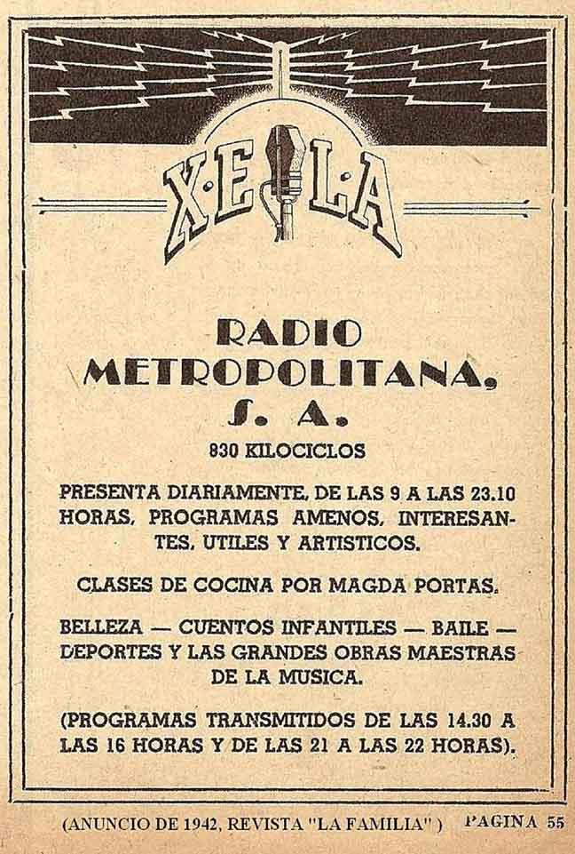 Archivo XELA