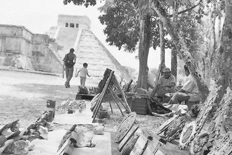Chichén Itzá, paraíso perdido.