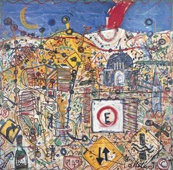 Phil Kelly, Mapas de la Ciudad