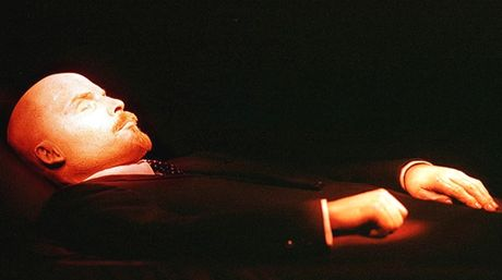 Momia de Lenin