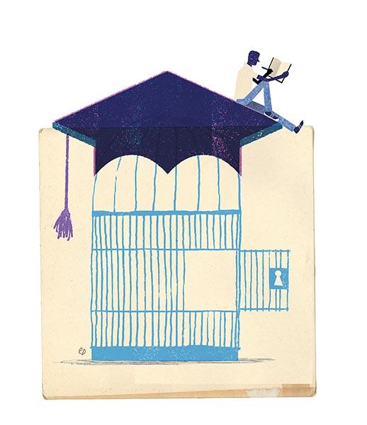 Ilustración: Ed Carosia