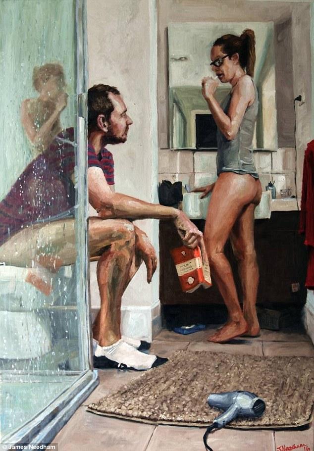 Lovers, James Needham, 2016