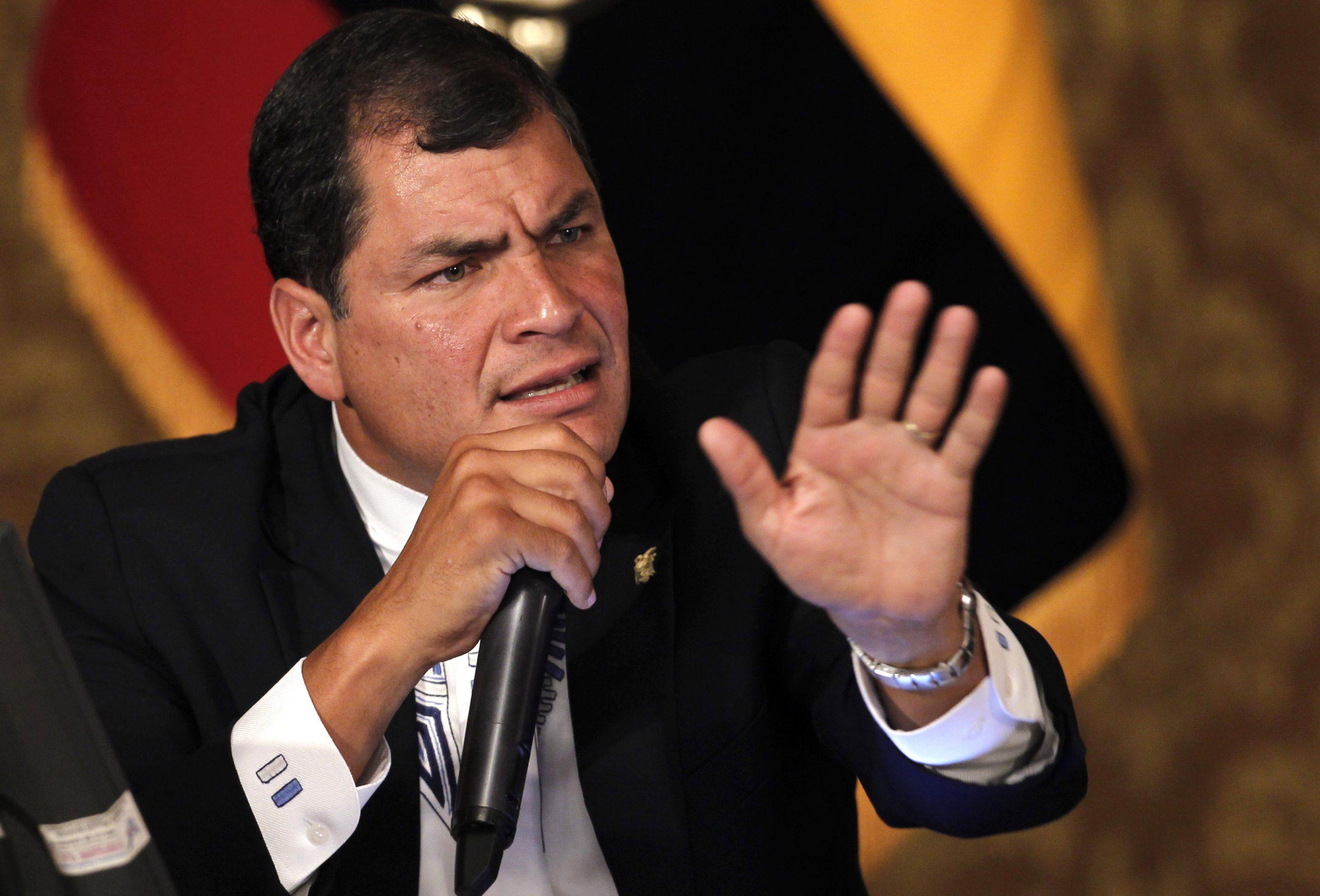 Un Ecuador sin Rafael Correa