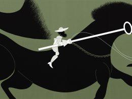 El Quijote o la dicha de leer