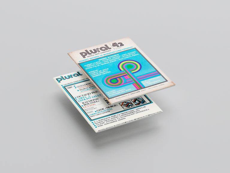 Plural fue una revista por su tiempo y para su tiempo