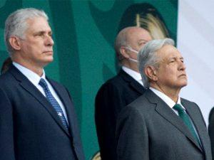 AMLO, Díaz-Canel y la criminalización de la protesta