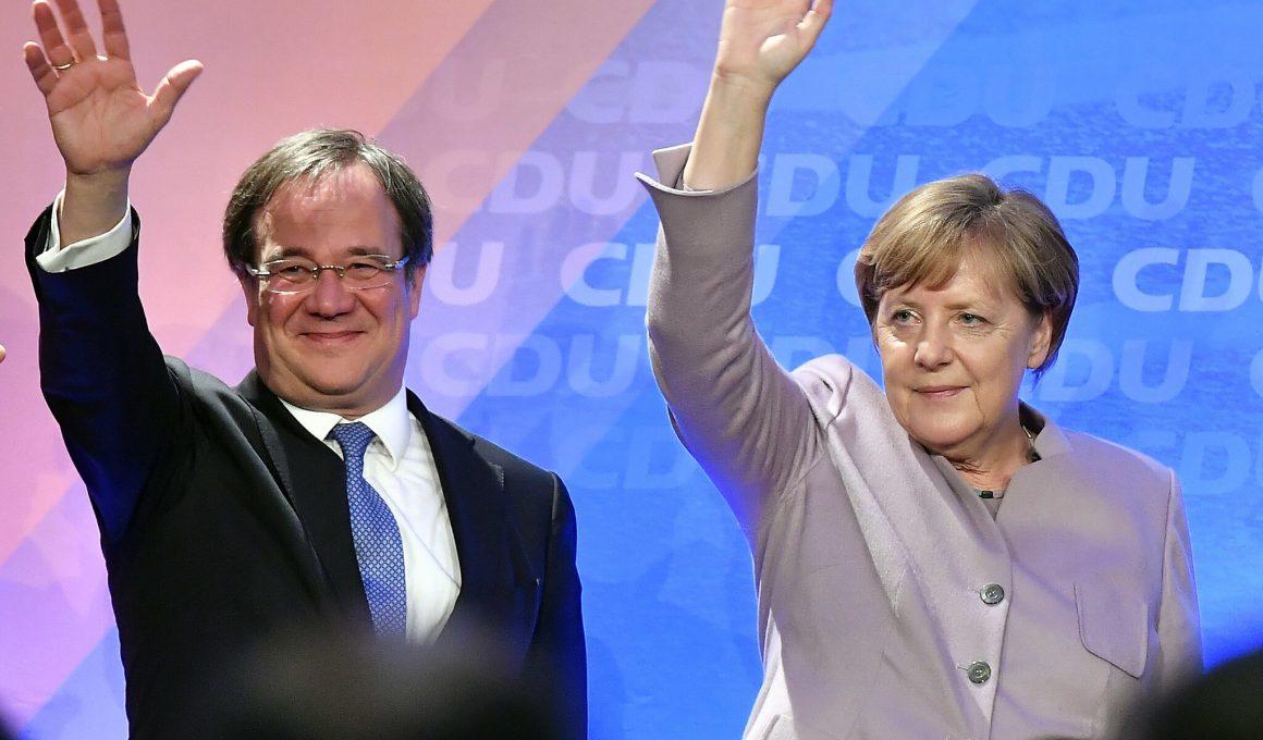 Un fracaso y un éxito en el epílogo de Angela Merkel
