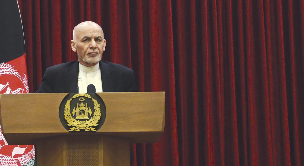 El hombre que perdió Afganistán