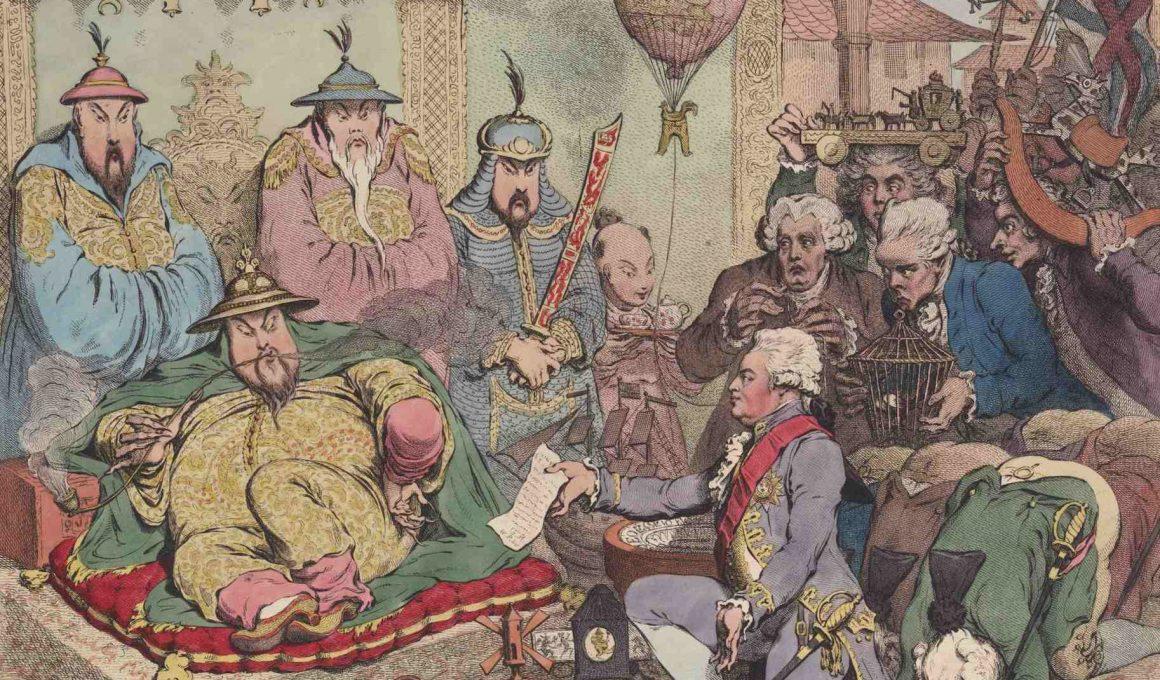 La guerra de nadie: Reino Unido, China y el comercio del opio