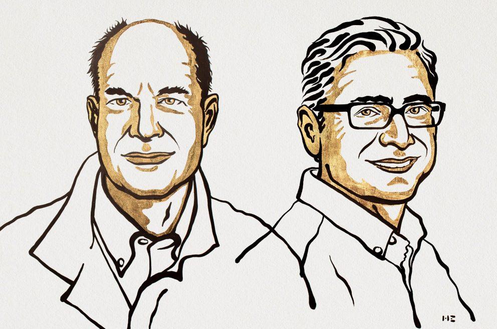 Los ganadores del nobel de medicina 2021